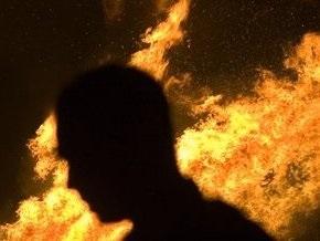 В Киеве сегодня горели три Газели