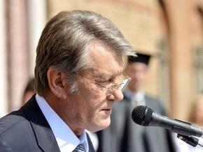 Ющенко призвал  начать ремонт государственного механизма