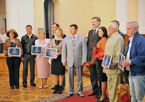 Киевские власти наградили владельцев лучших киосков