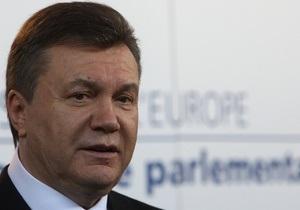 Байден позвонил Януковичу, чтобы поддержать Украину в европейских стремлениях