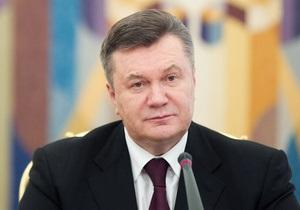 Янукович: Украина никогда не вела переговоры об аренде ГТС