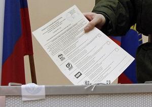 В Москве полиция задержала женщину, матерившуюся на избирательном участке