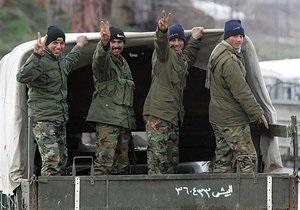 Сирийское правительство объявило о перемирии во время Курбан-байрама