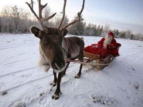 Дед Мороз может стать почетным гражданином Киева