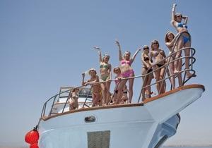 Фотогалерея: Море блондинок. В Киеве пройдет финал конкурса Miss Blonde Ukraine-2011