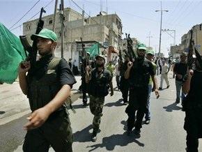 ХАМАС пообещал прекратить ракетные обстрелы Израиля