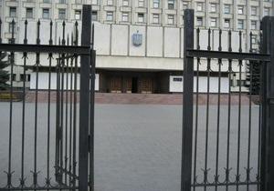 Внутренние войска МВД не приступят к охране ЦИК завтра: Ющенко не указал точную дату