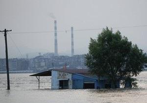 В Китае началось переселение людей в рамках масштабного проекта поворота рек