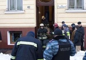 Взрыв в Черновцах был осуществлен с помощью боевой гранаты