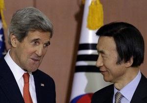 США: запуск Пхеньяном ракеты будет огромной ошибкой