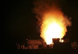 Авиация НАТО разбомбила военные склады в Ливии