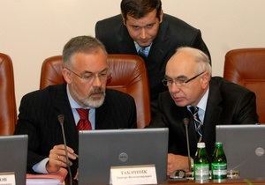 Технический прогресс дошел до Кабмина: в зале заседаний установили ноутбуки