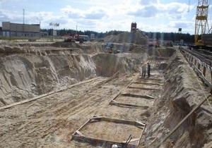 В Чернобыльской зоне начинают строительство хранилища отработанных источников излучения