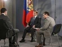 Медведев советует Западу не устраивать конфликт с Россией