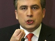 Саакашвили: Грузия никому ничего не отдаст