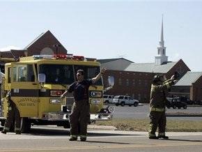 В США неизвестный открыл огонь в церкви: один человек погиб, пятеро ранены