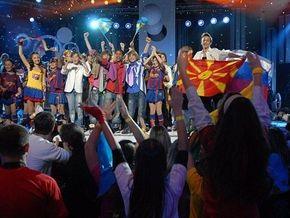 Финалистов детского Евровидения пригласили в Артек