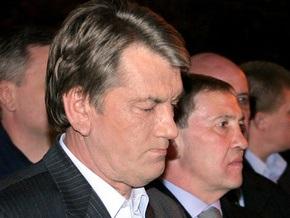 Ющенко считает, что Черновецкий трижды провалился