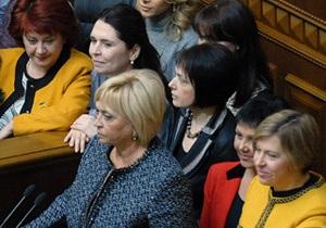 Женщины-депутаты - Верховная Рада - Названы самые богатые женщины в украинском парламенте