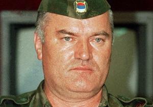 Справка: Генерал Ратко Младич