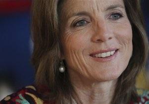 Дочь Кеннеди назначена первой женщиной-послом США в Японии