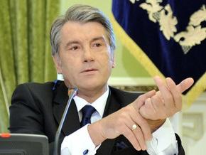 Ющенко совершил кадровые перестановки в СБУ