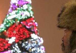 В Киеве на этой неделе начнут продавать елки