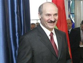 Лукашенко передал в Украину гуманитарную помощь