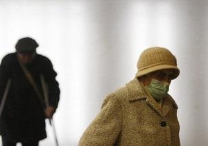 За последние сутки от гриппа умерли 13 украинцев, в том числе беременная женщина