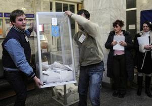 Уточненные данные Национального экзит-полла: разрыв между Януковичем и Тимошенко сокращается
