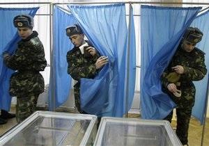 Парламент принял в первом чтении изменения в закон о Госреестре избирателей