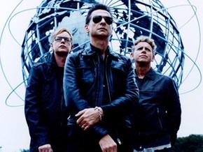 Стало известно, кто выступит на разогреве у Depeche Mode в Киеве
