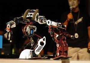 Российские инженеры работают над созданием системы управления боевыми роботами