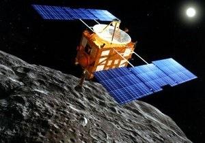 Японский зонд доставил на Землю частицы внеземного происхождения