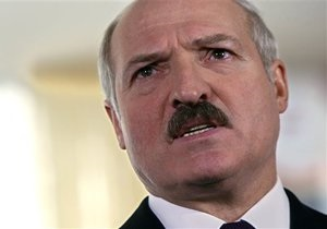 В Киев на финал Евро-2012 приедет Лукашенко