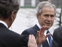 Буш и Ющенко распрощались