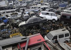 Эксперты: В Украине парализована купля-продажа подержанных автомобилей