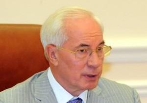 Азаров заявил, что   не даст расправиться   с горняком, раскритиковавшим ситуацию в угольной отрасли