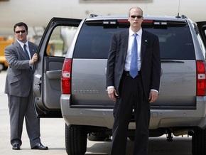 В Европе Обаму будут охранять 200 секретных агентов