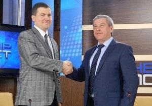 В Днепропетровске снятый с выборов представитель ВО Батьківщина поддержал регионала