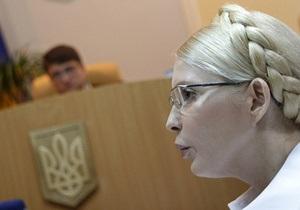 Тимошенко обозвала Киреева попугаем, болванчиком, палачом и недоумком