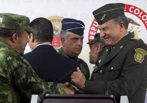 Армия Колумбии уничтожила 39 повстанцев