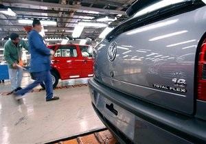 Через два года Volkswagen намерен строить электромобили в Китае