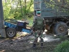 На украинско-российской границе задержали прокладчиков подпольного нефтепровода