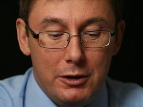 Представитель МВД Украины в Германии: Трезвого Луценко не пустили в самолет