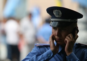 В Киеве дворник приняла за взрывное устройство пачку билетов в клуб