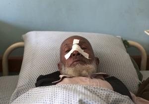 Мощный взрыв прогремел в военном госпитале Кабула
