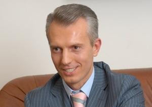 Источник: Хорошковского завтра назначат вице-премьером