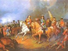 Полтавская битва стала торговой маркой