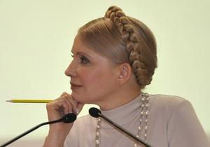 Тимошенко: Я хочу, чтобы традиция клептомании дач прекратилась